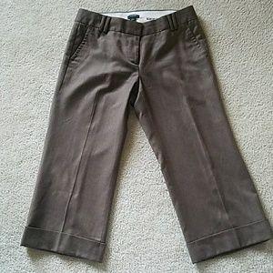 J.Crew capri pants